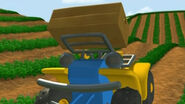Tractor Tom Hollywoodedge, Car Horn Honks Small C TE047204