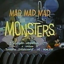 Mad Mad Mad Monsters (1972)