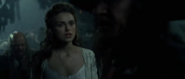 Pirates of the Caribbean The Curse of the Black Pearl - Elizabeth Meets Barbossa (HD) 3-27 screenshot