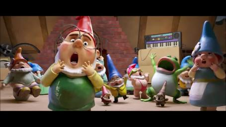 Sherlock Gnomes (2018) (Trailers)