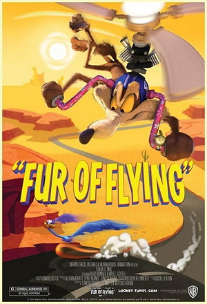 Fur of Flying (2010) (Short)