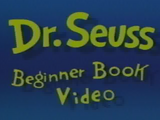 Dr. Seuss Beginner Book Video