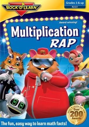 Rock 'N' Learn: Multiplication Rap (1998) (Videos)