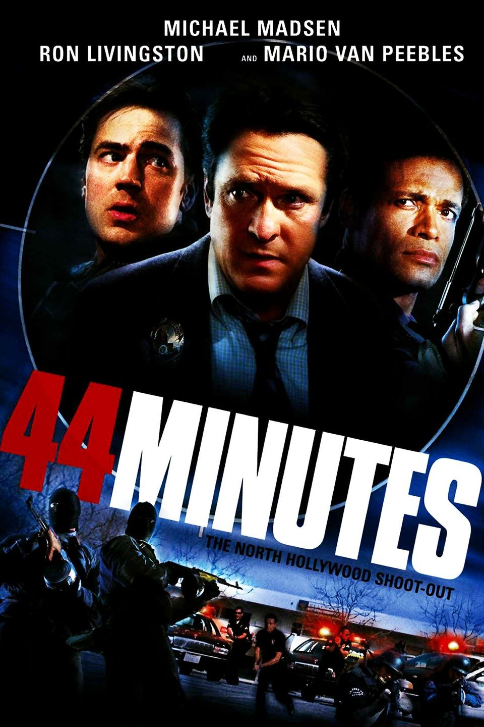 44 Minutes: The North Hollywood Shootout (2003)