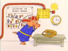 Richard Scarry's Best Busy People Video Ever! Sound Ideas, TELEPHONE, ELECTRONIC - ELECTRONIC 1 RINGING, OFFICE