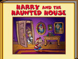 Living Books: Harry and the Haunted House