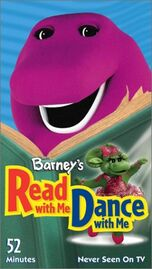 Barney's Read with Me, Dance With Me VHS.jpg