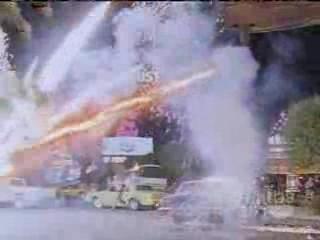 SKYWALKER WHISTLING RICOCHET, EXPLOSION ACCENT