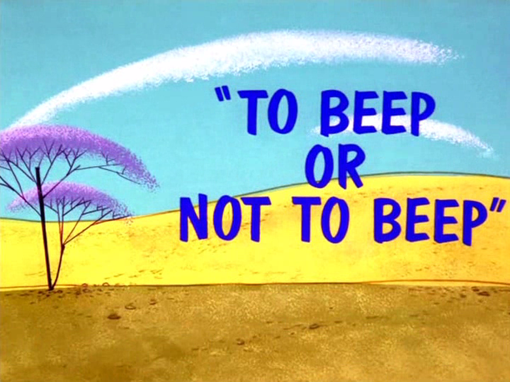 To Beep or Not To Beep