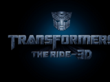 Transformers: The Ride (Theme Parks)