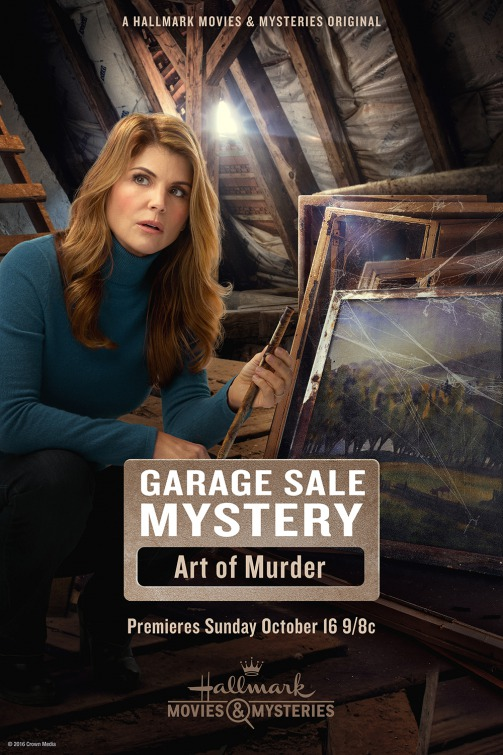 Garage Sale Mystery: The Art Of Murder (2017)