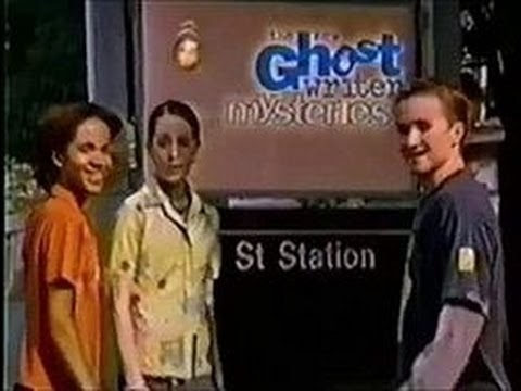 The New Ghostwriter Mysteries