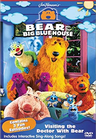 Bear in the Big Blue House: Visiting the Doctor with Bear (2000)
