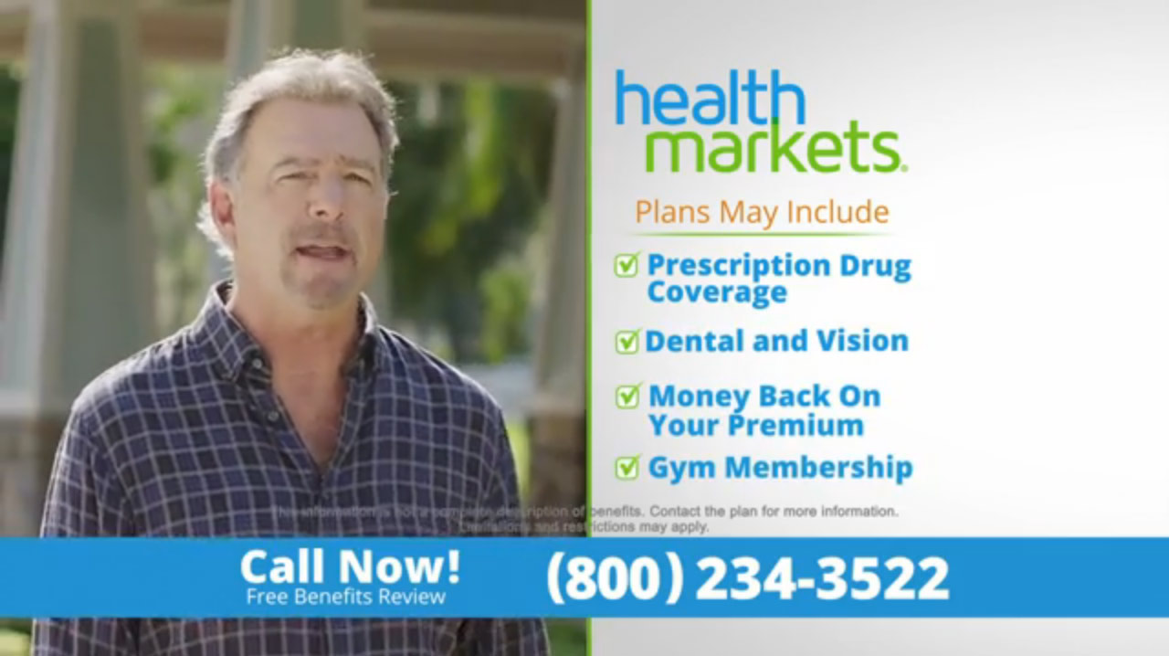 HeatlhMarkets with Bill Engvall (2018) (Commercials)