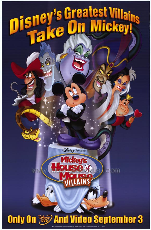Mickey's House of Villians (2002)