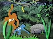 Nick Jr. ID - Monkeys Sound Ideas, CHIMPANZEE - WHIMPER, ANIMAL, MONKEY, APE