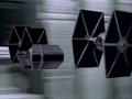 Star Wars Episode IV - A New Hope SKYWALKER, SPACECRAFT - TIE FIGHTER ROAR BY 02