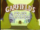 Garfield's Feline Fantasies (1990)