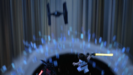 The Lego Star Wars Holiday Special (2020) SKYWALKER, WHOOSH - METALLIC PIECES FLY BY (reversed)