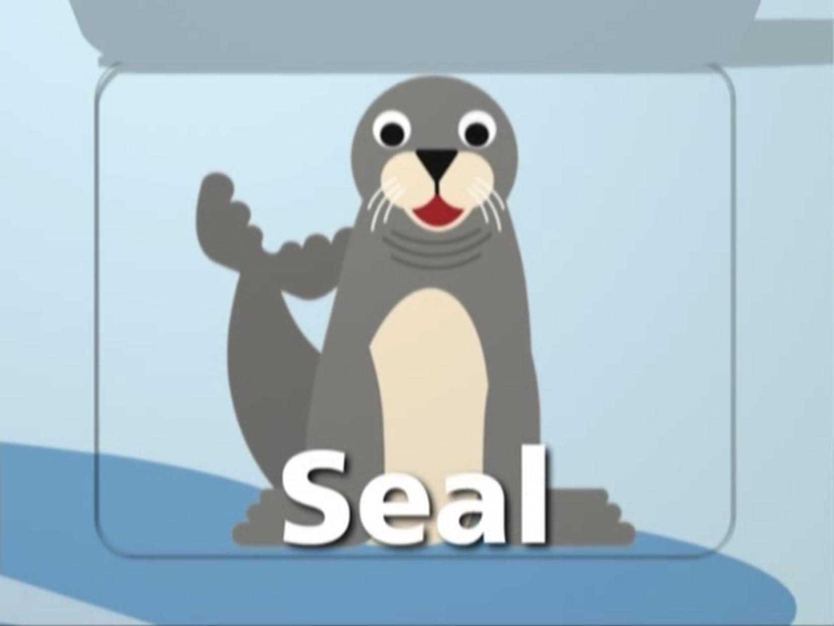 Sound Ideas, SEAL LION - BARKING, ANIMAL 01