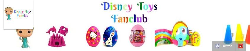 Disney Toys Fanclub Series