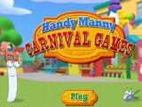 Handy Manny Carnival Games (Online Games)