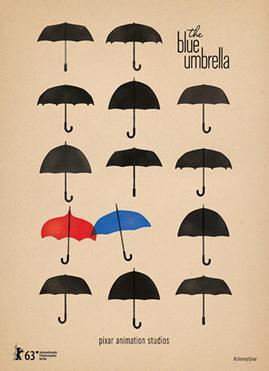 The Blue Umbrella (2013) (Short)