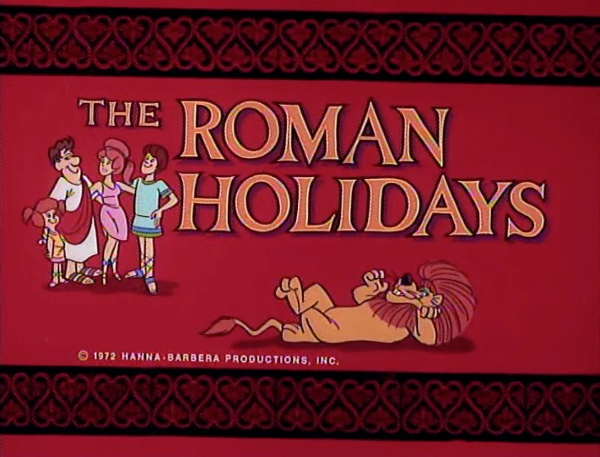 The Roman Holidays