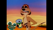 Timon and Pumbaa Doubt of Africa Hollywoodedge, Belches Slow Very Low TE035705