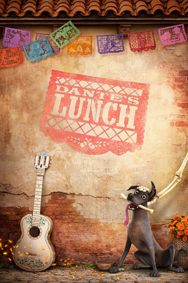 Dante's Lunch - A Short Tail (2017) (Short)
