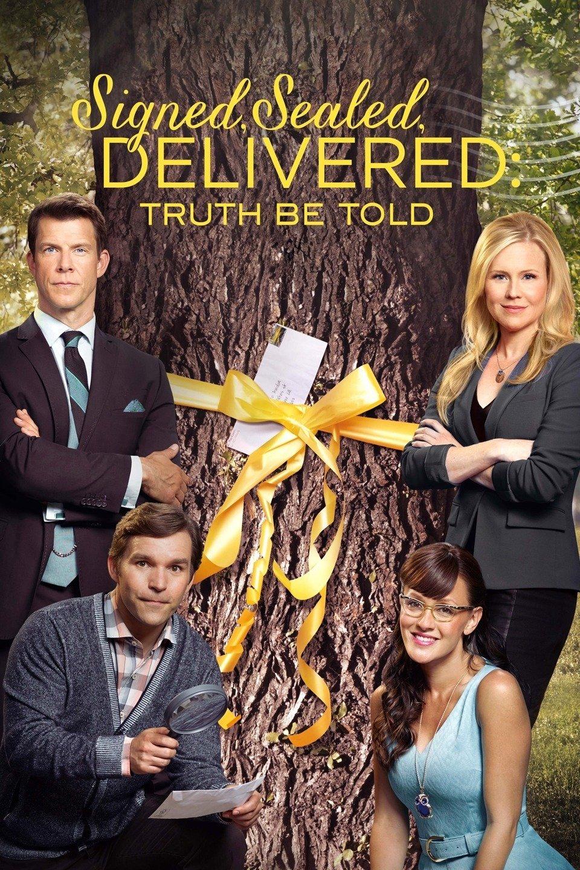 Signed, Sealed, Delivered: Truth Be Told (2015)