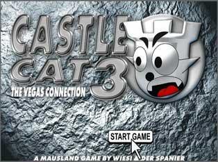 Castle Cat 3: The Vegas Connection