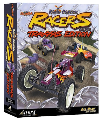3D Ultra Radio Control Racers Deluxe: Traxxas Edition