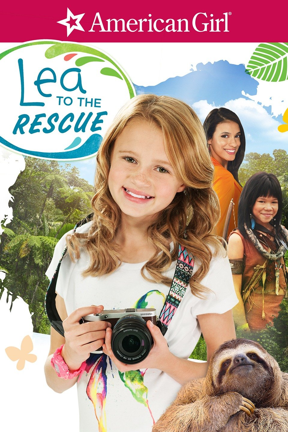 An American Girl: Lea to the Rescue (2016)