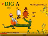 Living Books: Dr. Seuss's ABC