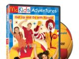 McKids Adventures: Get Up and Go With Ronald! (2006)