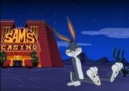 Hare and Loathing in Las Vegas Sound Ideas, CARTOON, WHIZZ - FAST WHIZZ BY