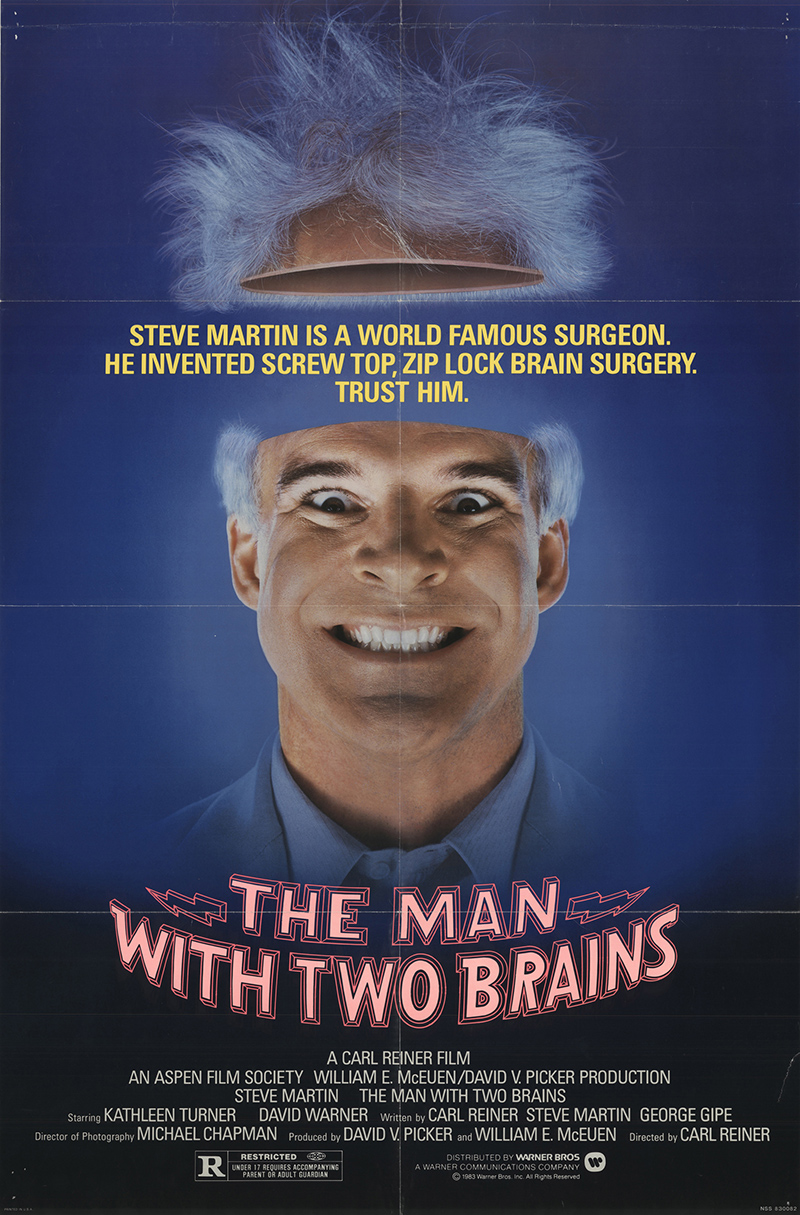 The Man with Two Brians (1983)