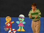 Blue's Clues Magenta Comes Over Sound Ideas, WHISTLE - PEA WHISTLE, MEDIUM BLOW, POLICE