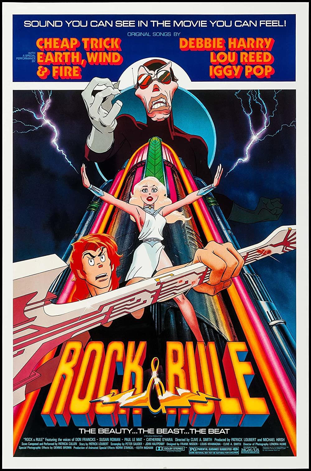 Rock & Rule (1983)