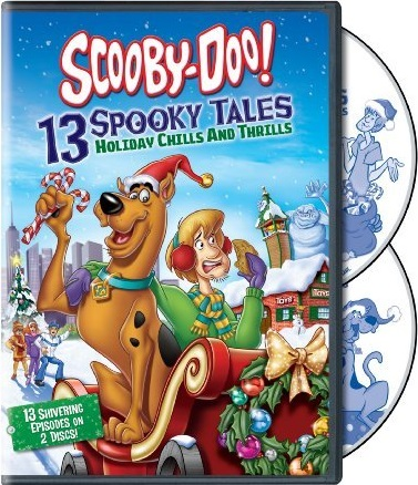 Scooby-Doo! Haunted Holidays (2012)