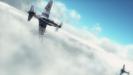 Sky Crawlers PROP PLANE POWER DIVE SCREAM 03