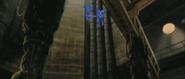 Titan A.E. (2000) SKYWALKER, SPACECRAFT - LAAT PASS BY