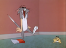 The Cat's Me-Ouch Chuck Jones Wobbly Hit