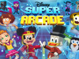 Disney Super Arcade (Online Games)