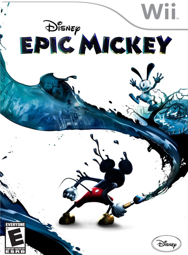 Epic Mickey (Video Game)