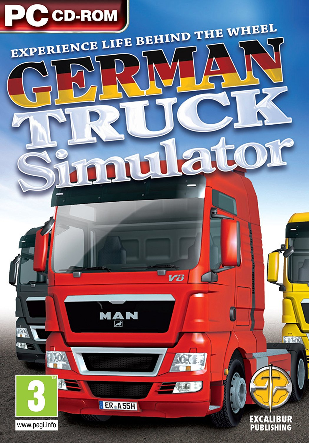 German Truck Simulator (video game)