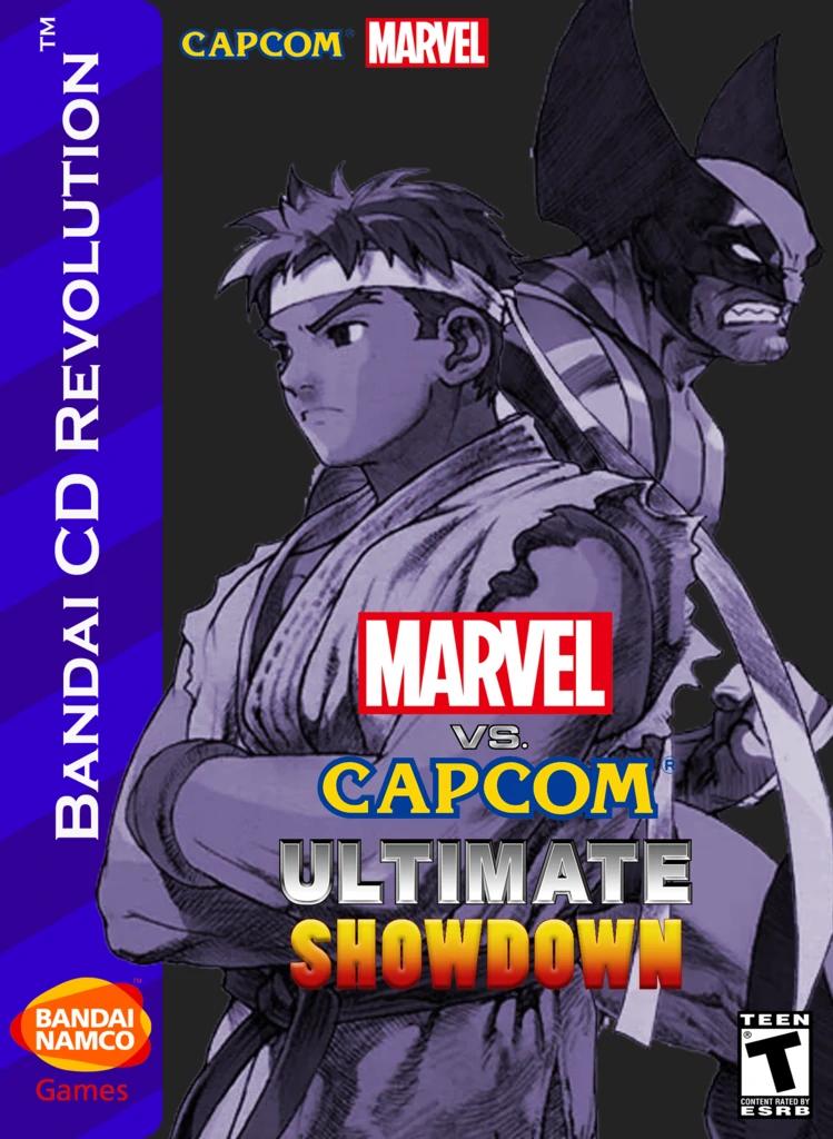 Marvel Vs. Capcom: Ultimate Showdown