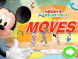 Mickey Mouse Clubhouse: Mickey's Mousekersize (Online Games)