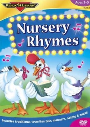 Rock 'N' Learn: Nursery Rhymes (2001) (Videos)